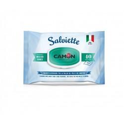 Lingettes Camon - Musc Blanc